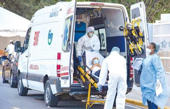 Salud Pública sigue realizando pocas pruebas para detectar COVID-19; reportan siete defunciones