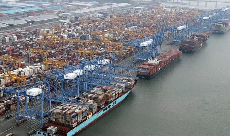 Corea del Sur logró superávit comercial de 390 millones de dólares en abril