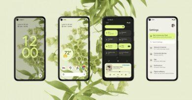 Android 12 es oficial, llega con un diseño nuevo y muy colorido