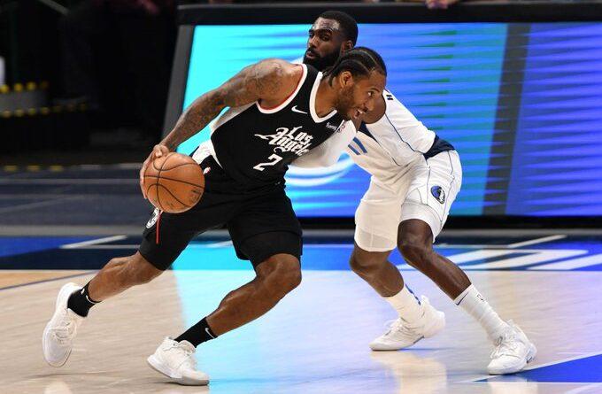 Leonard responde y los Clippers empatan su serie ante Mavericks