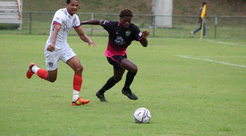 Los Delfines y Jarabacoa terminan sin goles en la LDF
