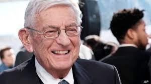 Muere Eli Broad, empresario multimillonario que reformó Los Ángeles