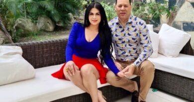 Periodista deportivo Franklin Mirabal anuncia boda con Penny Báez