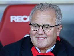 Las asociaciones regionales exigen la dimisión del presidente de la DFB, Fritz Keller