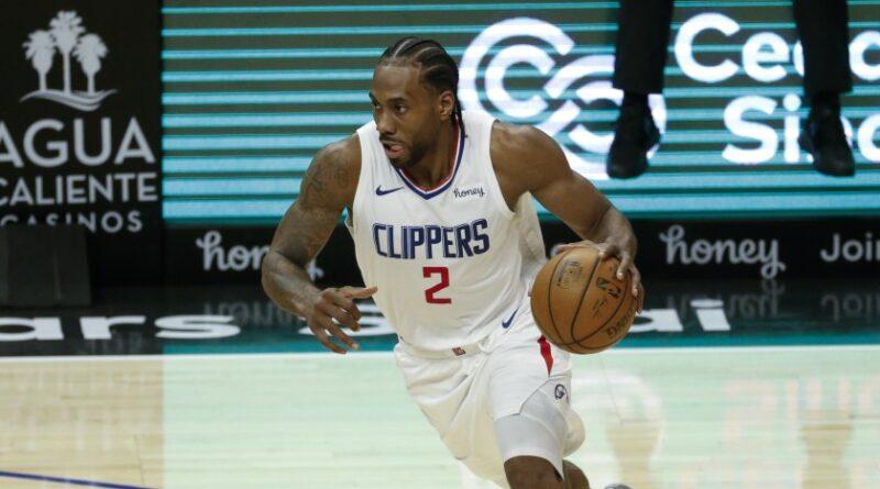 Leonard sacó la cara y los Clippers vencieron a los Mavericks de Dallas