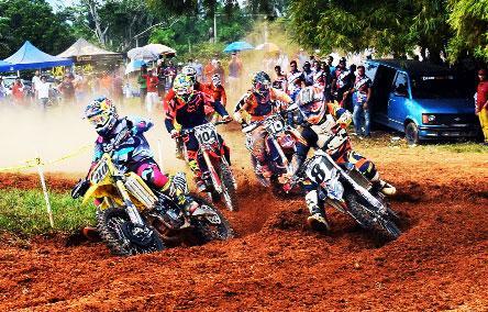 Campeonato nacional de motocross será el próximo 6 de junio