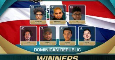 RD campeón del FIBA eSports Open 2021