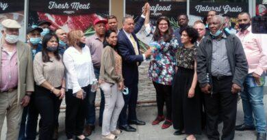 Empresario y ex diputado Rubén Luna respalda a Ángela Fernández para concejala en el distrito 10 del Alto Manhattan