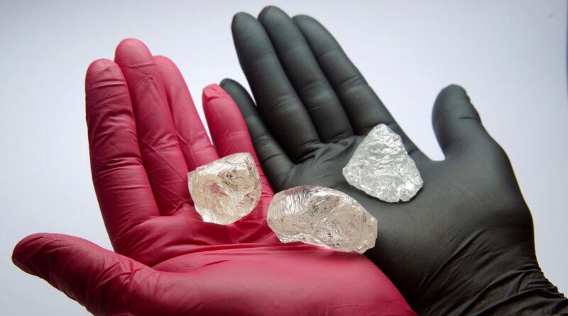 Bloomberg: Se desata la fiebre en el mercado de los diamantes pese al auge de los precios