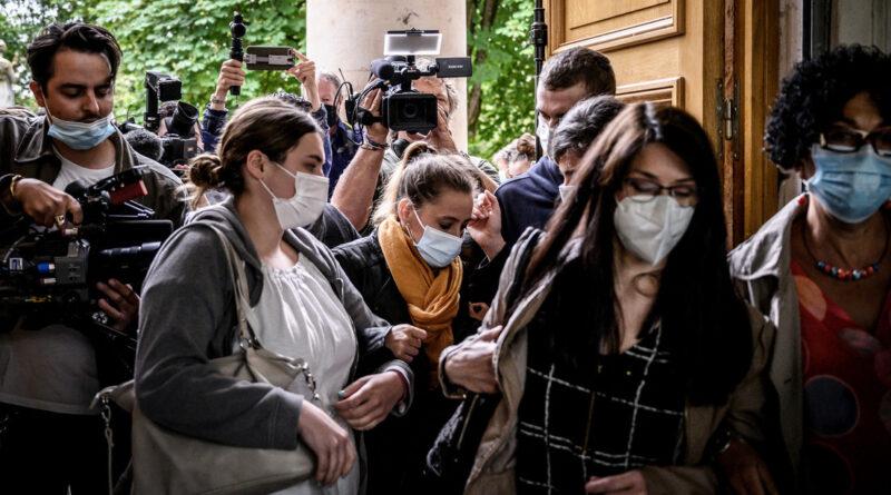 La mujer francesa que mató a su marido después de 24 años de abusos no ingresará en prisión