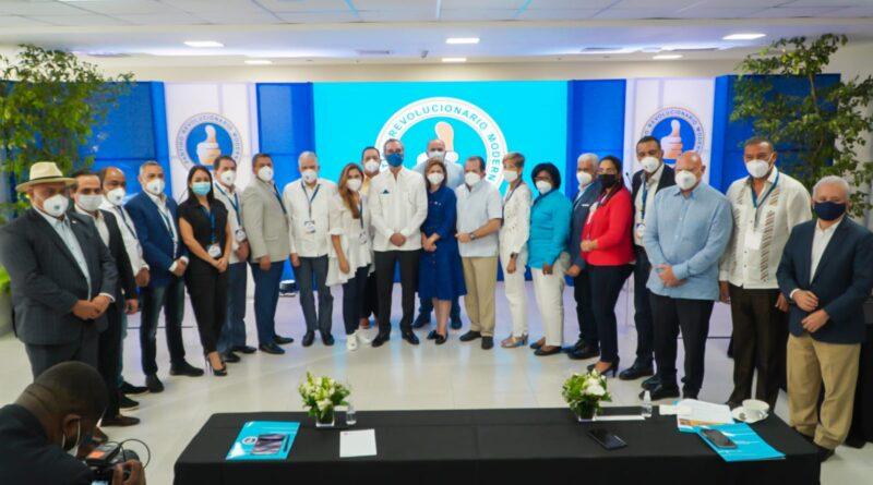 Reunión de Abinader con dirigencia PRM y bloque de senadores podría definir Presidencia de la Cámara Alta