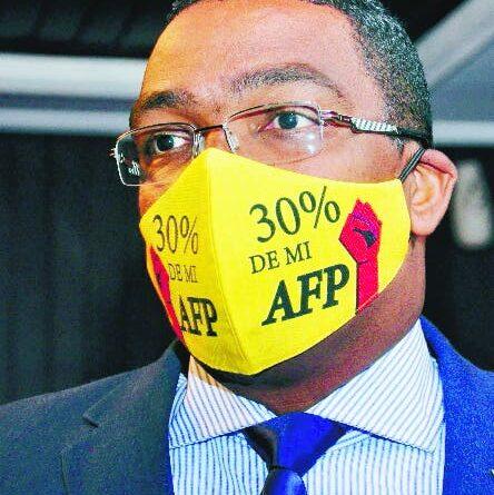 Botello amenaza con más protestas por 30% de AFP