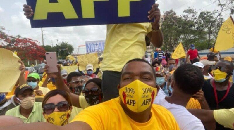El Diputado Pedro Botello anuncia que vuelven a las calles las protestas por el 30% de las AFP