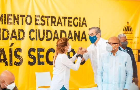 Carolina Mejía resalta importancia de la Estrategia Nacional de Seguridad Ciudadana