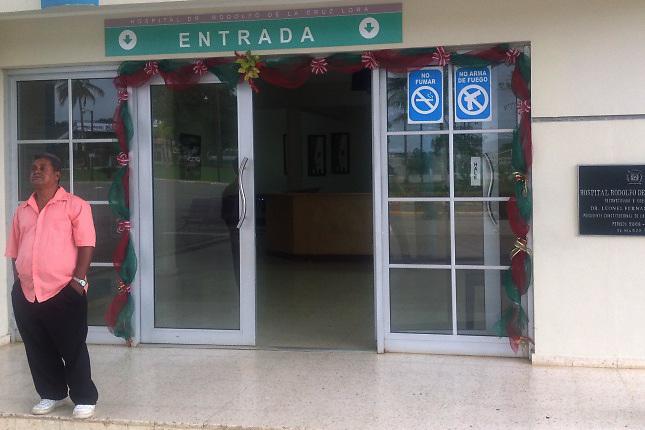 Hospital de Pedro Brand está repleto de pacientes con Covid-19