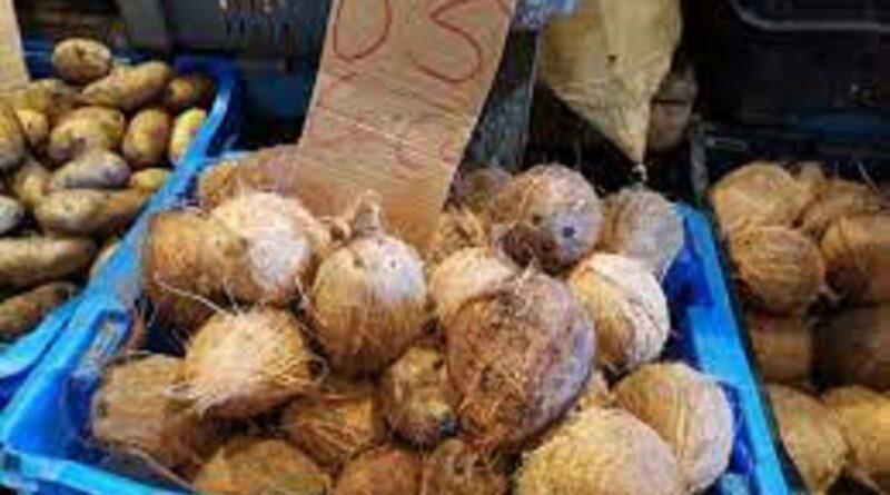 Ciudadanos mantienen quejas ante alza en precios de productos en mercado de la Duarte