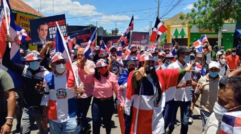 """""""Cueste lo que cueste defenderemos el río Masacre"""", advierten nacionalistas durante protesta en Dajabón"""
