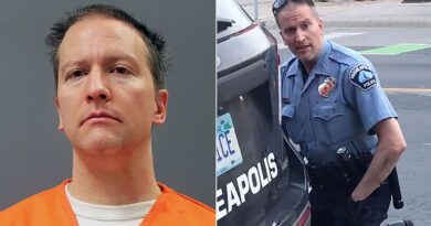 Derek Chauvin recibe 22 años y medio por el asesinato de George Floyd