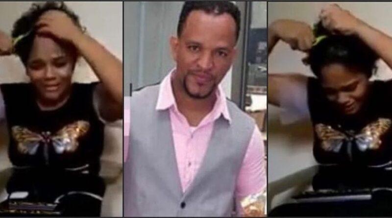 "Dictan prisión preventiva contra hombre obligó ex pareja a ""pelarse a caco"""