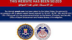 EEUU bloqueó varios sitios de internet de medios estatales iraníes