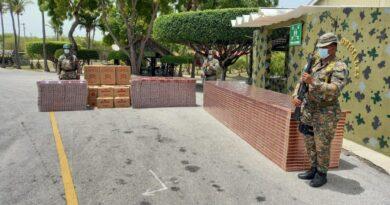 Ejército incauta varios cargamentos de cigarrillo en Pedernales y Neiba