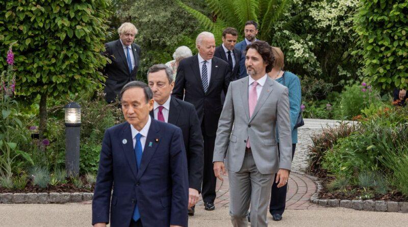 El G7 dará a conocer un plan de acción para enfrentar las futuras pandemias