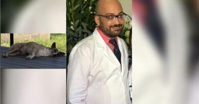 Encuentran muerto estudiante de medicina en SFM; perros descuartizaron cuerpo