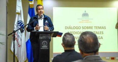 Jorge Mera reitera Loma Miranda es un caso cerrado para el Ministerio de Medio Ambiente