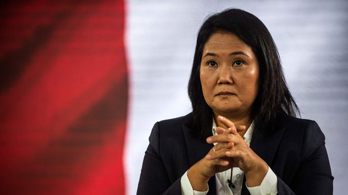 """Keiko Fujimori insiste que hubo """"fraude"""" en segunda vuelta de Perú: """"La izquierda internacional está interviniendo"""""""