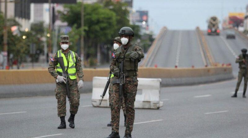 OPS exhorta a Gobierno cerrar algunas provincias e iniciar toque de queda a las 2:00 P.M