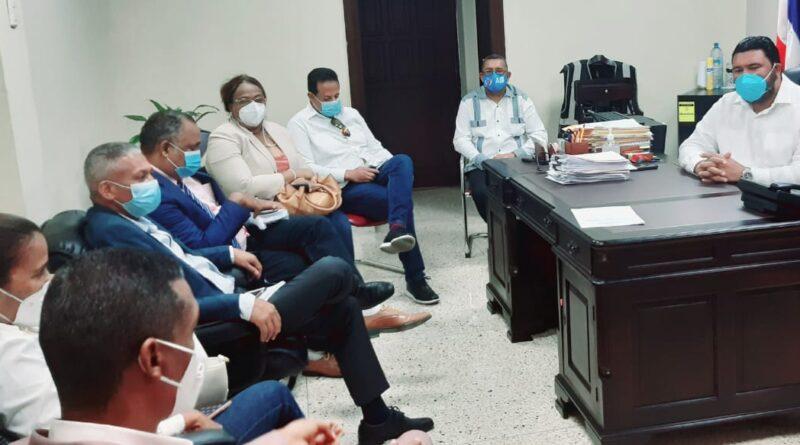 Udepal se reúne con alcalde de Higüey en busca de un mejor desarrollo para La Altagracia