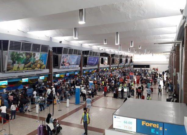 Aeropuertos dominicanos movieron más de 800 mil pasajeros en mayo
