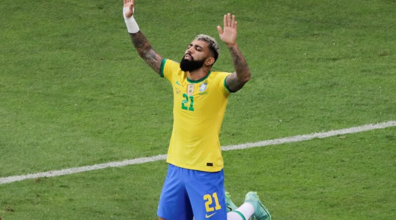 Selección de Brasil inicia bien la Copa América y golea a Venezuela