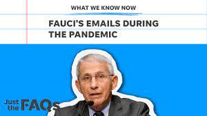 5 cosas que aprendimos de los correos electrónicos de Anthony Fauci
