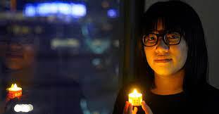 Detuvieron en Hong Kong a la activista prodemocracia Chow Hang Tung en la conmemoración de la masacre de Tiananmen