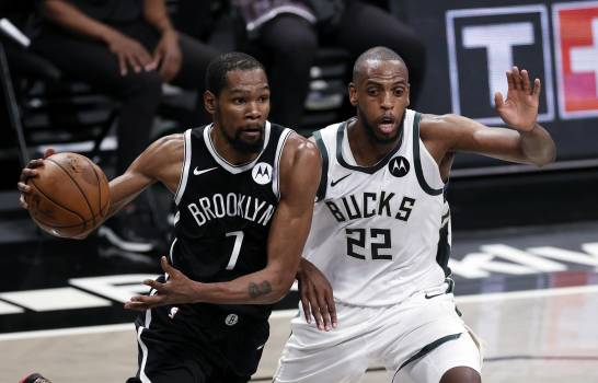 Durant e Irving guían a Nets a triunfo al iniciar serie