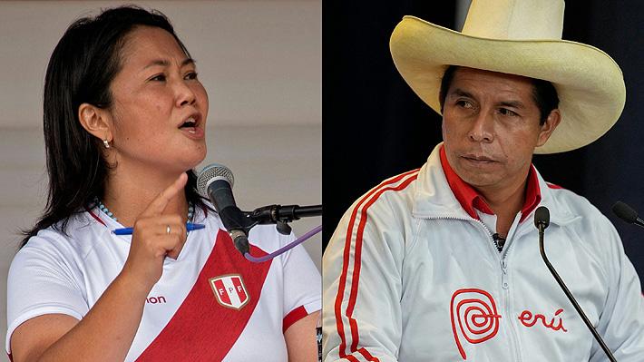 Fujimori o Castillo: Un convulsionado Perú elige este domingo a su próximo presidente