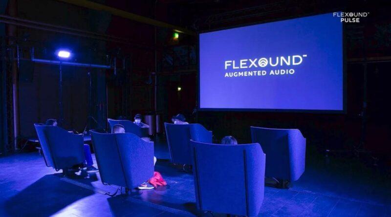 Flexound Pulse, las butacas envolventes para cines que generan sonido 3D y vibración