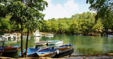 David Collado anuncia remozamiento de Laguna Gri-Grí