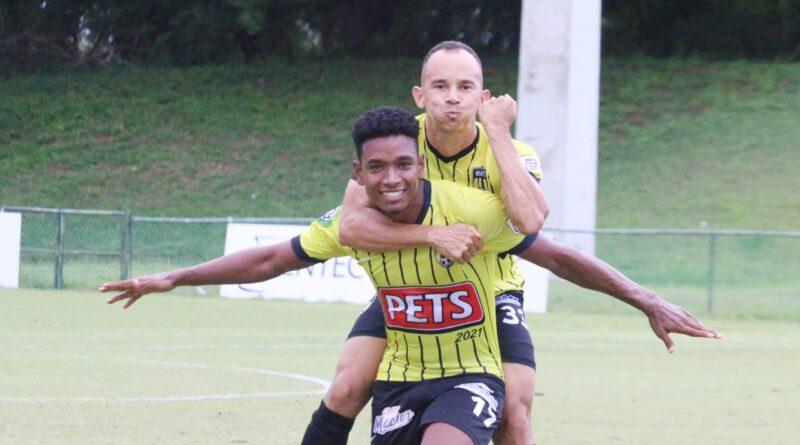 El Moca FC y Pantoja se enfrentan este sábado en LDF