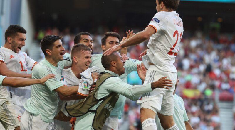 España derrota a Croacia en el segundo partido con más goles de la historia