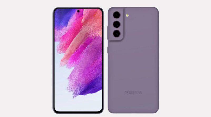 Samsung Galaxy S21 FE se filtra con nuevos renders y características