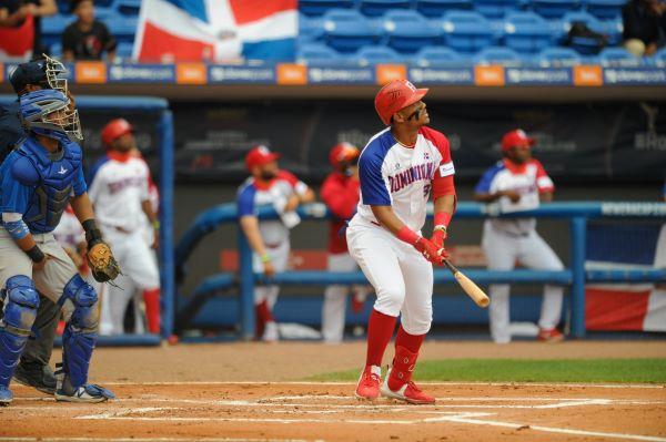 Selección de RD aplasta Nicaragua en el Preolímpico de Beisbol