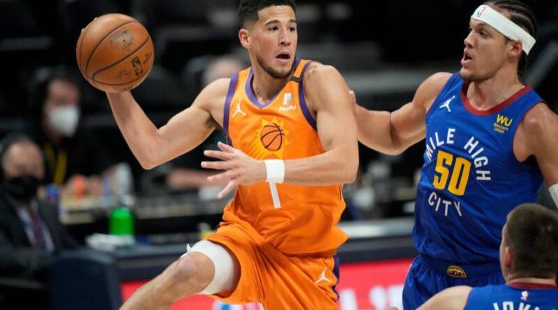 Suns machacan a los Nuggets del MVP Jokic y avistan la clasificación