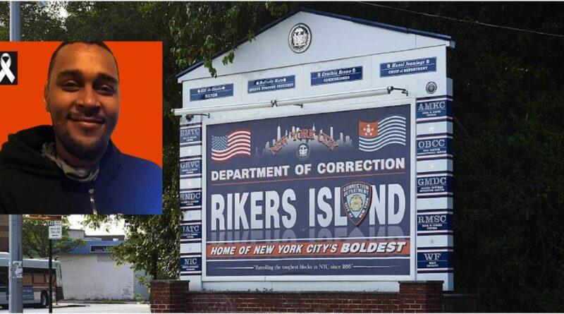 Investigan muerte de preso dominicano que habría muerto por sobredosis de droga en la cárcel de Rikers Island en Nueva York
