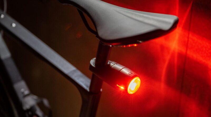 Vodafone presenta Curve Bike Tracker, luz de freno con GPS para la seguridad vial de los ciclistas