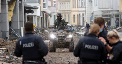 Ascendió a 133 la cifra de muertos debido al temporal en Alemania