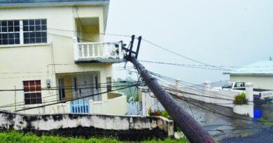 Elsa causa daños en agricultura Barbados, San Cristóbal y Nieves