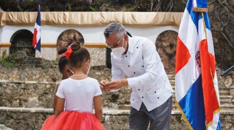 Ayuntamiento Santo Domingo Este reinaugura anfiteatro plaza Juan Pablo Duarte