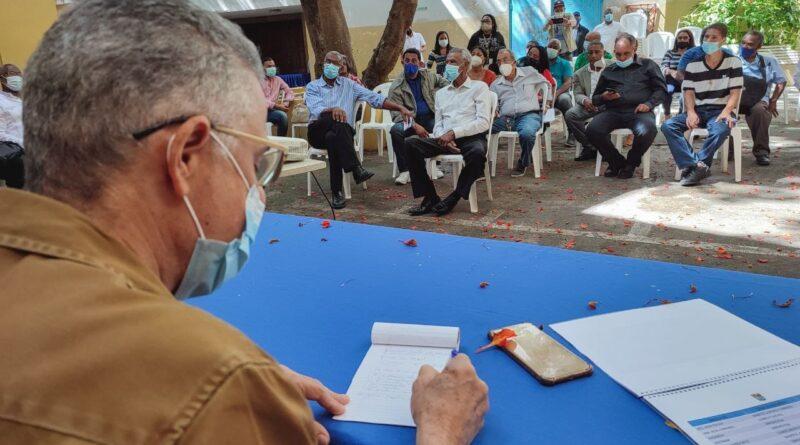 Ayuntamiento y juntas de vecinos definen rutas y frecuencias de recogida de basura en circunscripción 2 de Santo Domingo Este